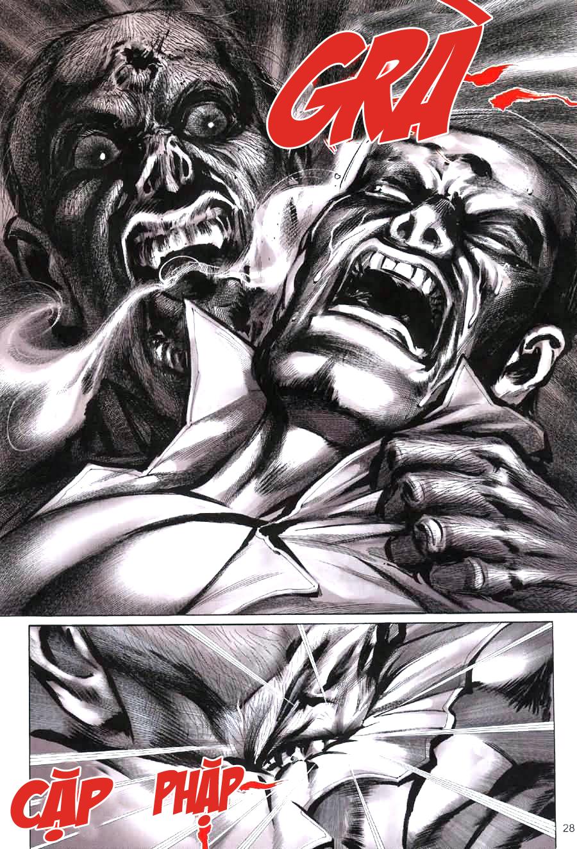 Quỷ Mộ chap 002 trang 28