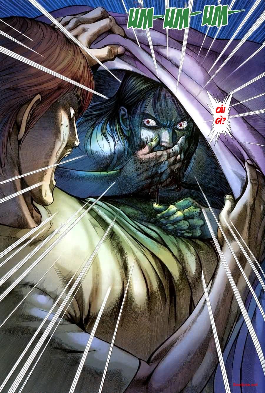 Quỷ Mộ chap 001 trang 11