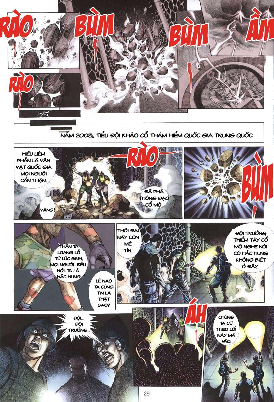 Quỷ Mộ chap 002 trang 29
