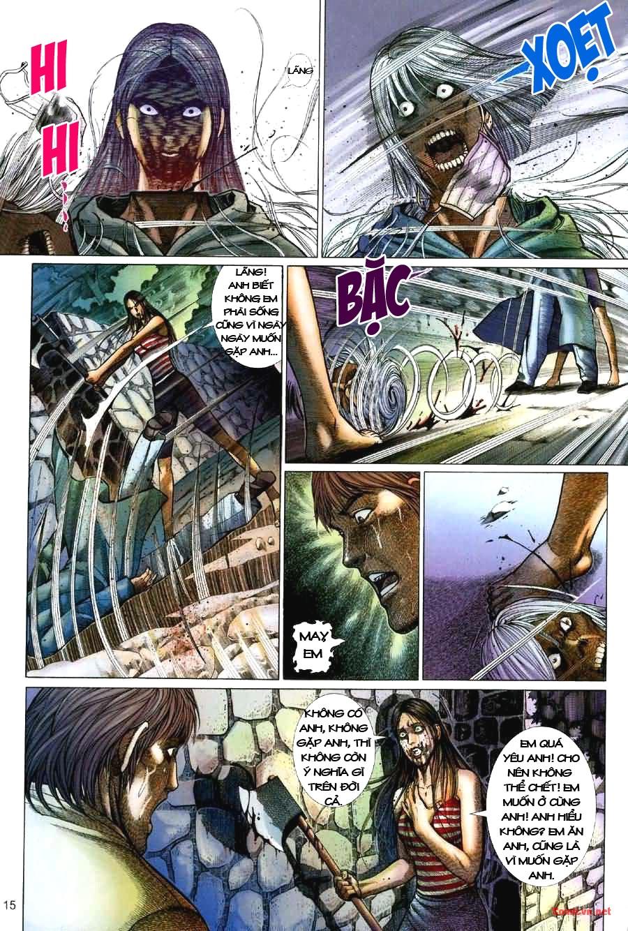 Quỷ Mộ chap 001 trang 15