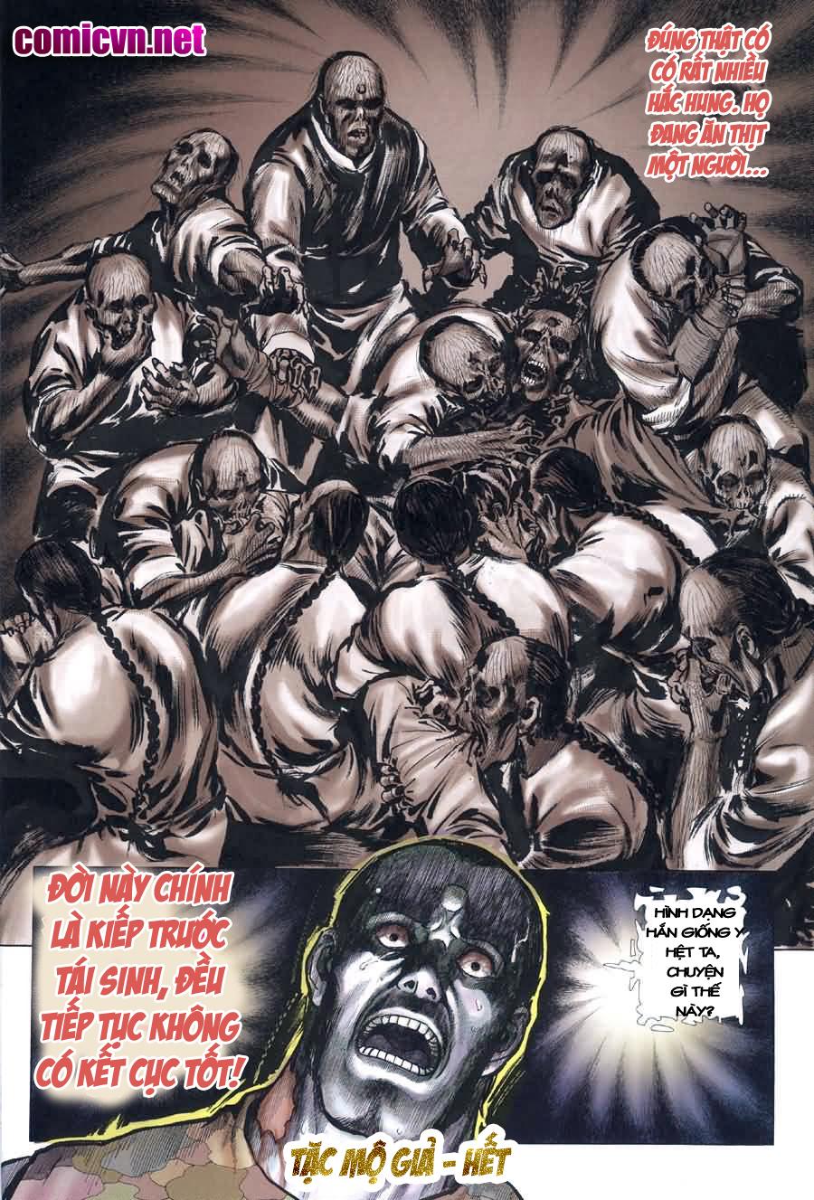 Quỷ Mộ chap 002 trang 30