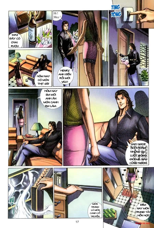 Quỷ Mộ chap 001 trang 17