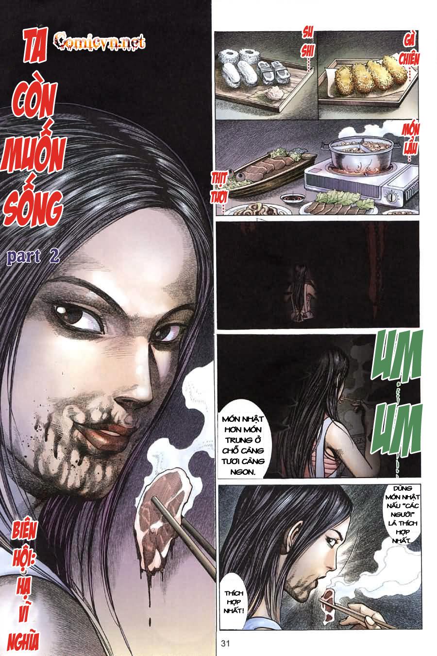 Quỷ Mộ chap 002 trang 31