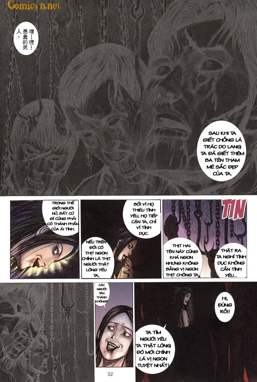 Quỷ Mộ chap 002 trang 32