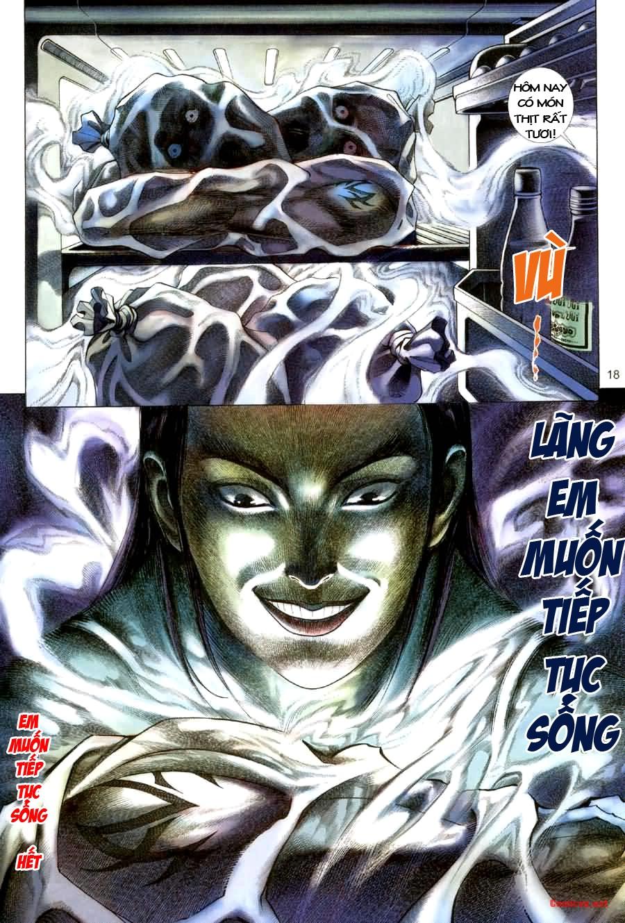 Quỷ Mộ chap 001 trang 18