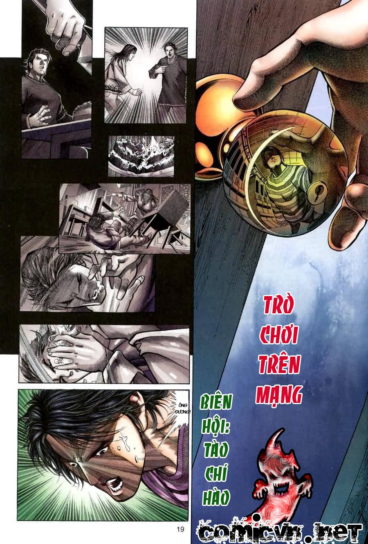 Quỷ Mộ chap 001 trang 19