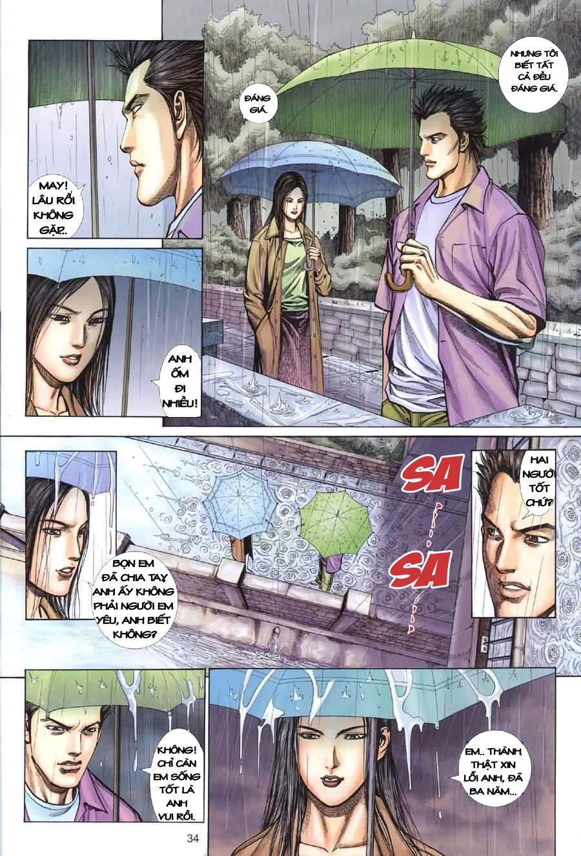 Quỷ Mộ chap 002 trang 34