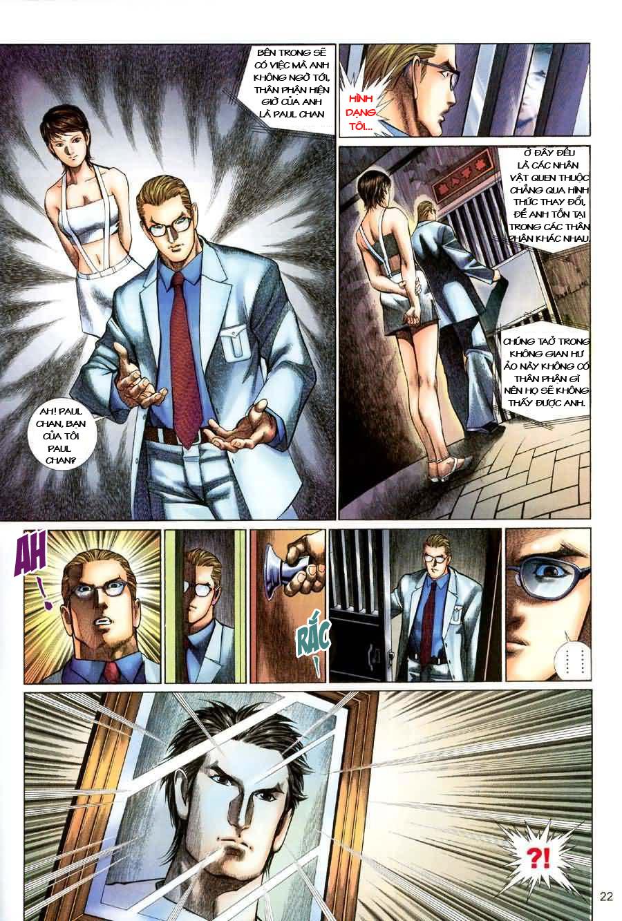 Quỷ Mộ chap 001 trang 22
