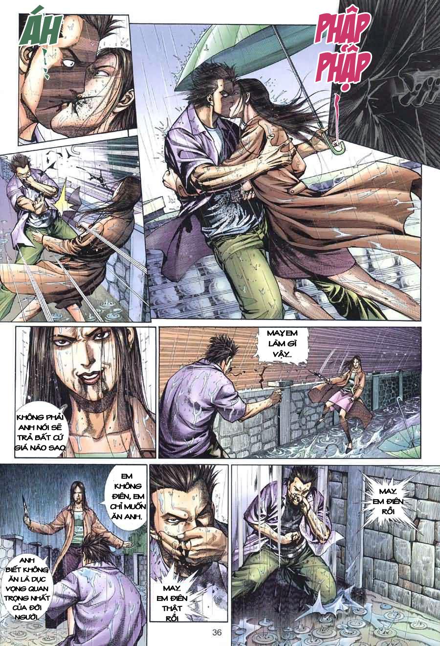 Quỷ Mộ chap 002 trang 36