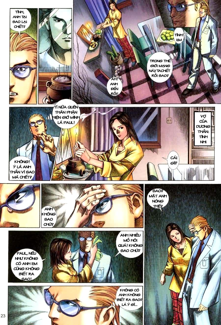 Quỷ Mộ chap 001 trang 23