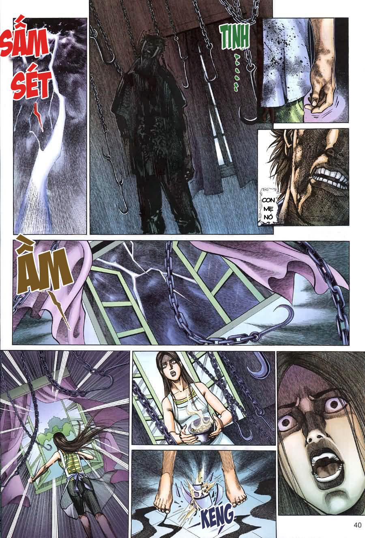 Quỷ Mộ chap 002 trang 40