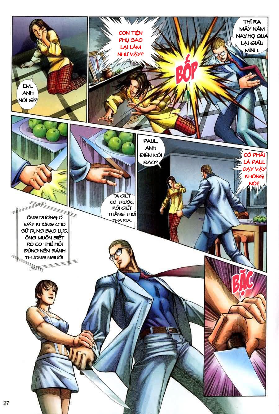 Quỷ Mộ chap 001 trang 27