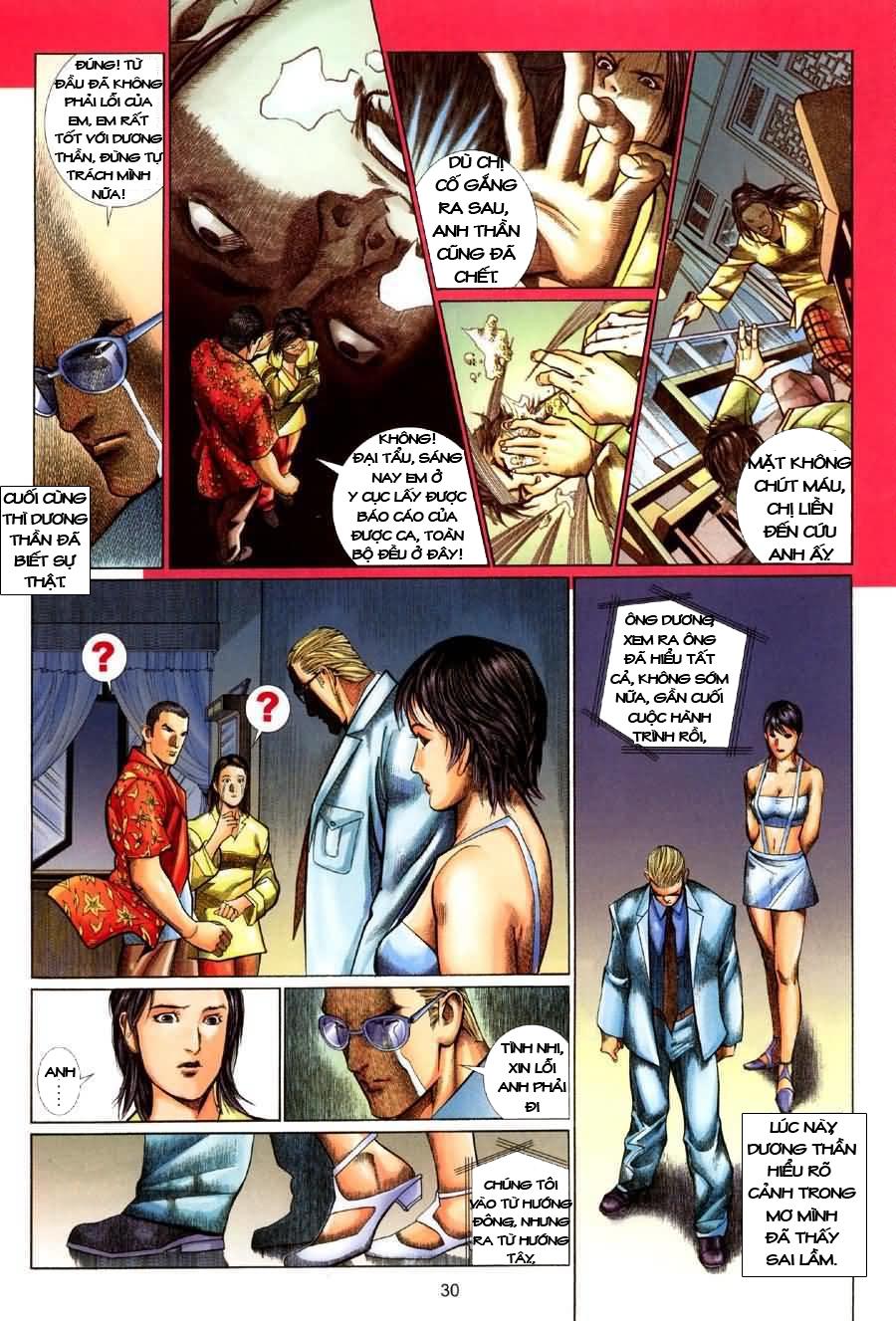 Quỷ Mộ chap 001 trang 30