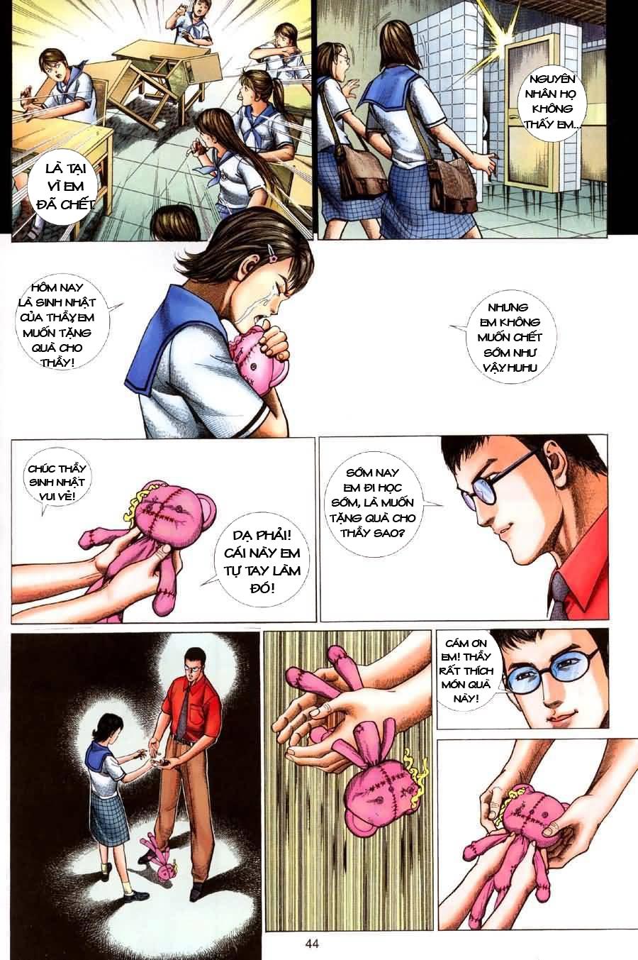 Quỷ Mộ chap 001 trang 44