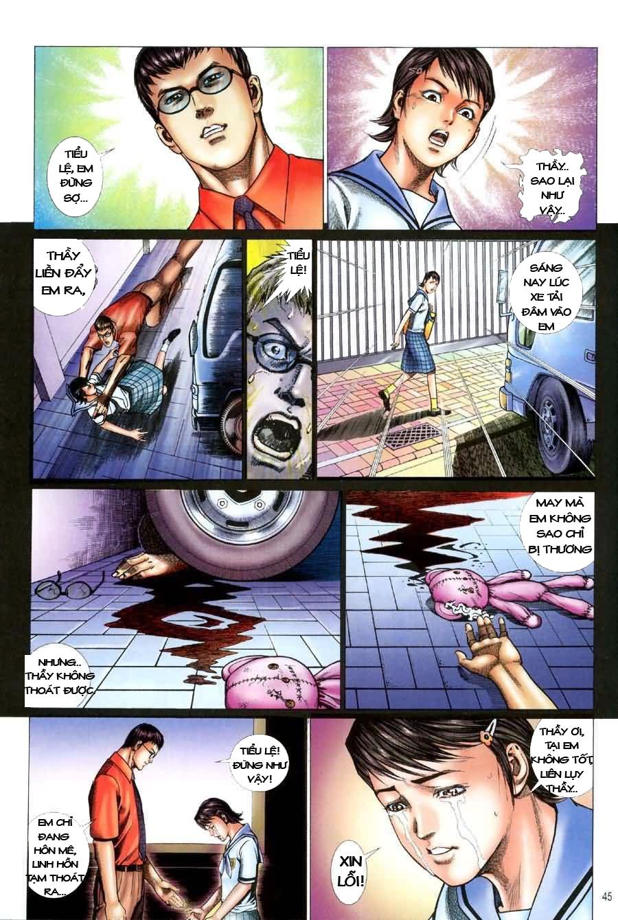 Quỷ Mộ chap 001 trang 45