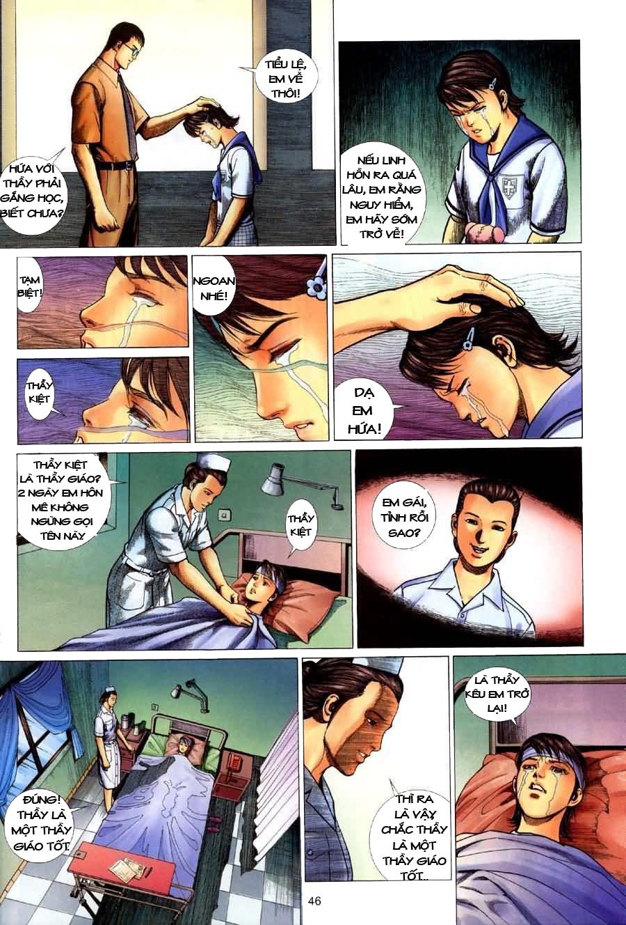 Quỷ Mộ chap 001 trang 46
