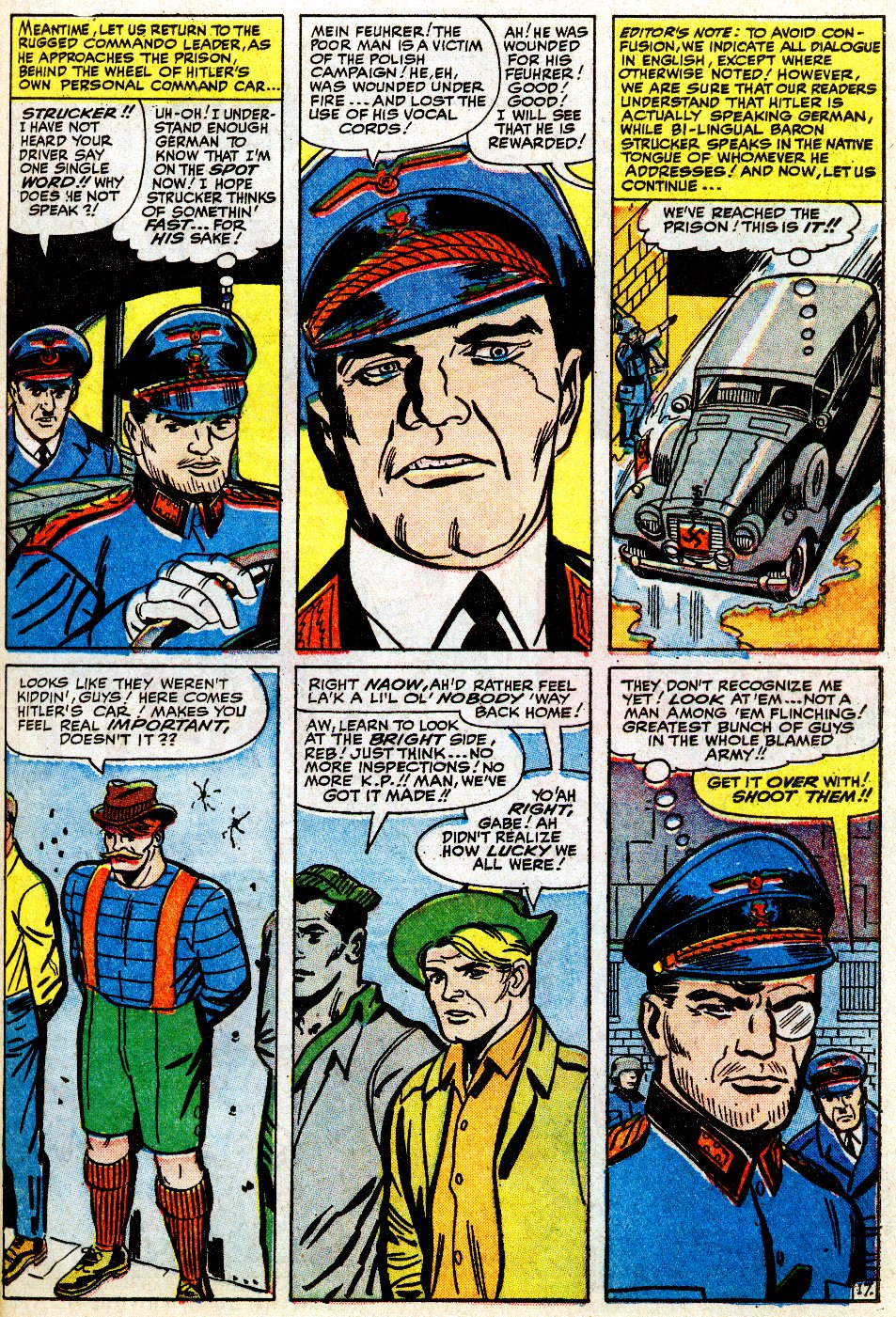 Read online Sgt. Fury comic -  Issue #9 - 23
