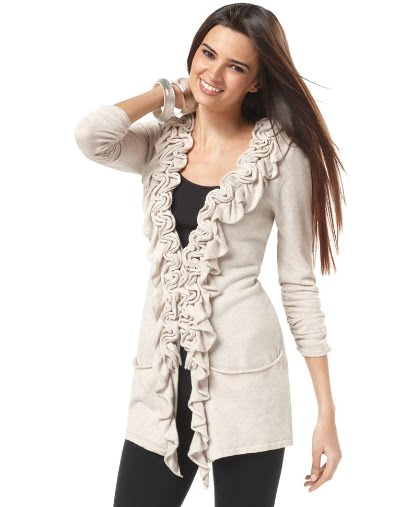 e3a8d79901c7 Über Chic for Cheap  Spied  Anthropologie Plaza Cardigan Look-a-Like