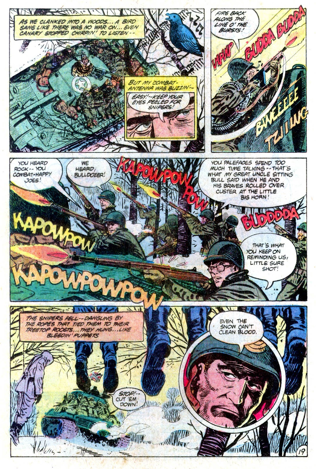 Sgt. Rock issue Annual 2 - Page 21