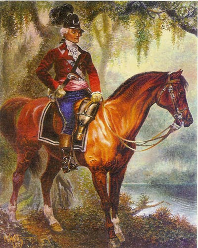 A biography of the life and military role of francis marion