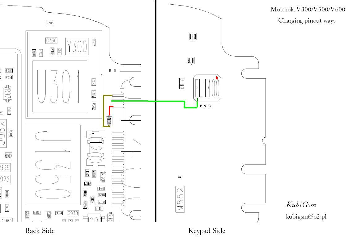 Mobile Repairing Lab On Internet Cell Phone Lab Moto V300