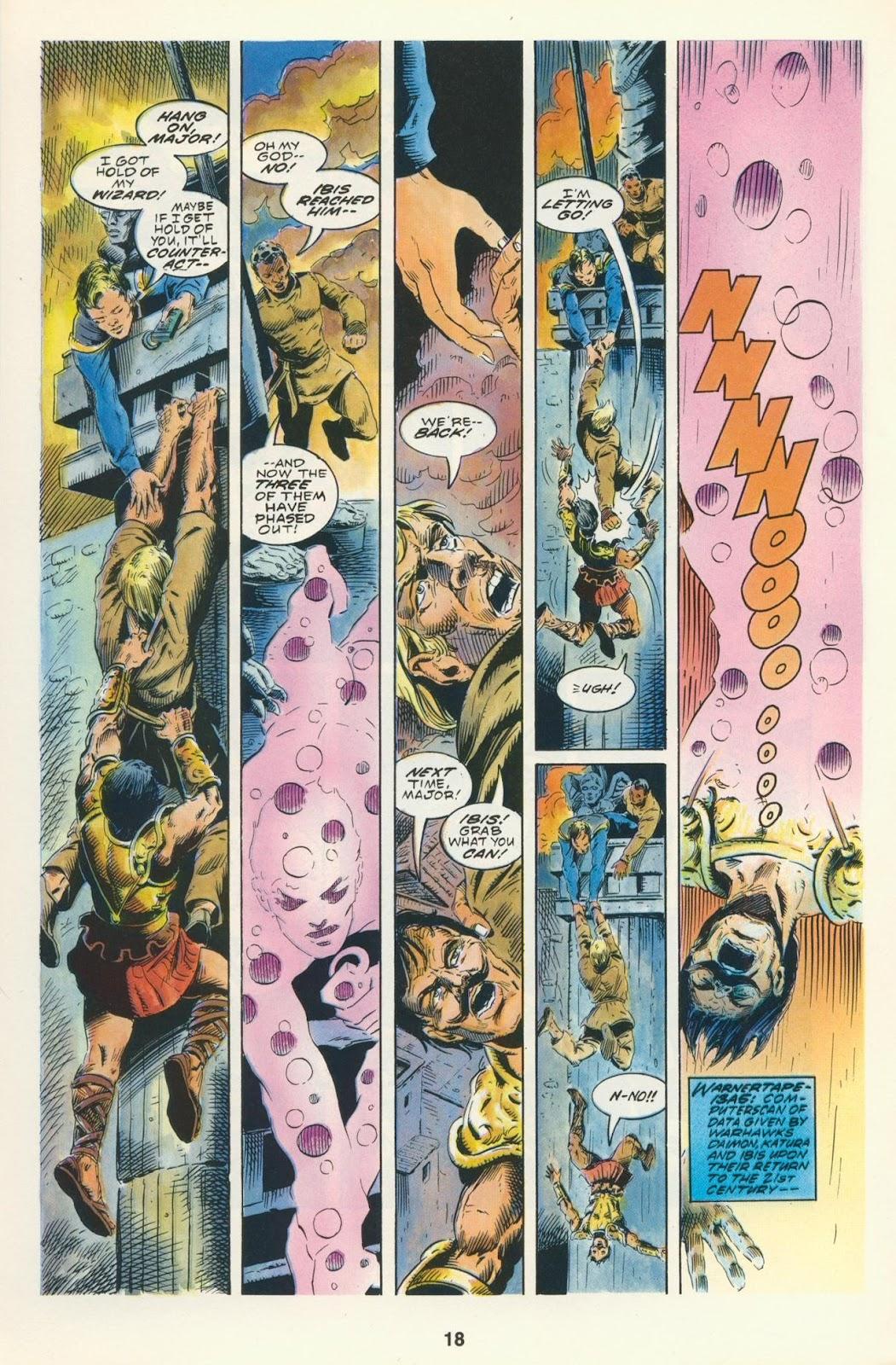 Warhawks issue 4 - Page 20