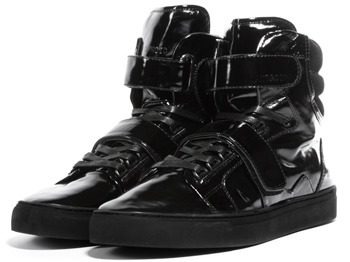 21 Wit A Black Card Beam Me Uppp Android Homme High Tops