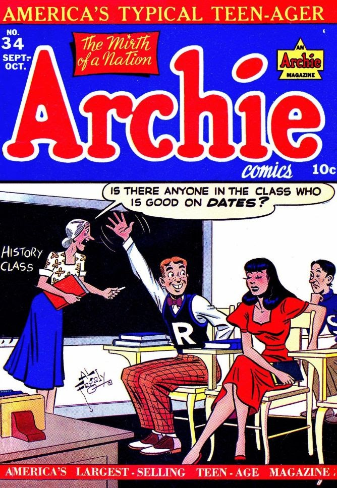 Archie Comics issue 034 - Page 1
