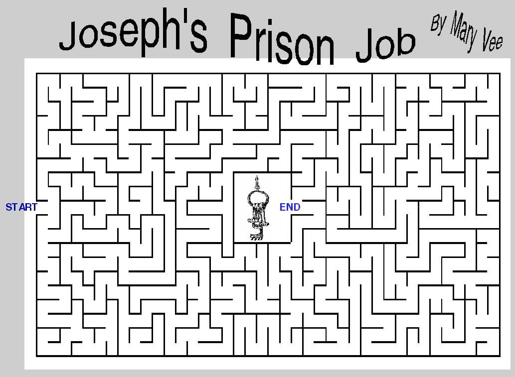 God loves kids josephs keys maze, friend loves all times coloring page