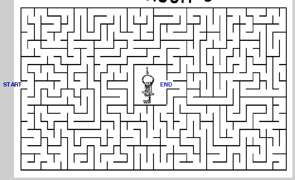 God Loves Kids: Joseph's Keys Maze
