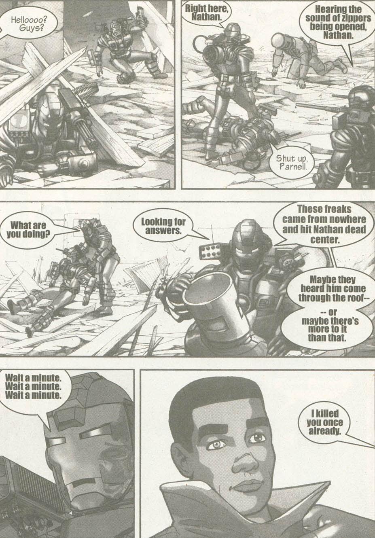 Read online U.S. War Machine comic -  Issue #6 - 27