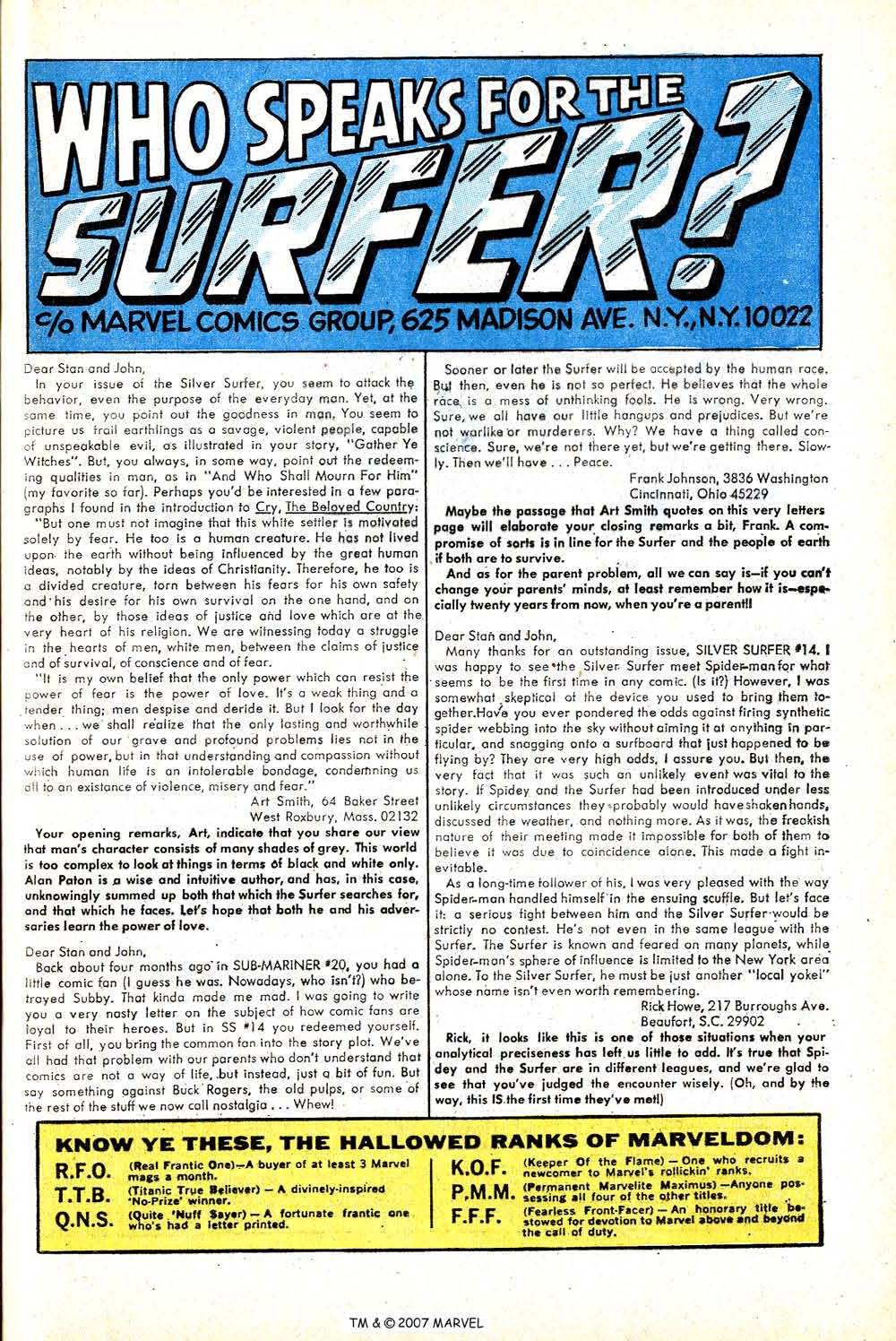 Silver Surfer (1968) issue 18 - Page 33