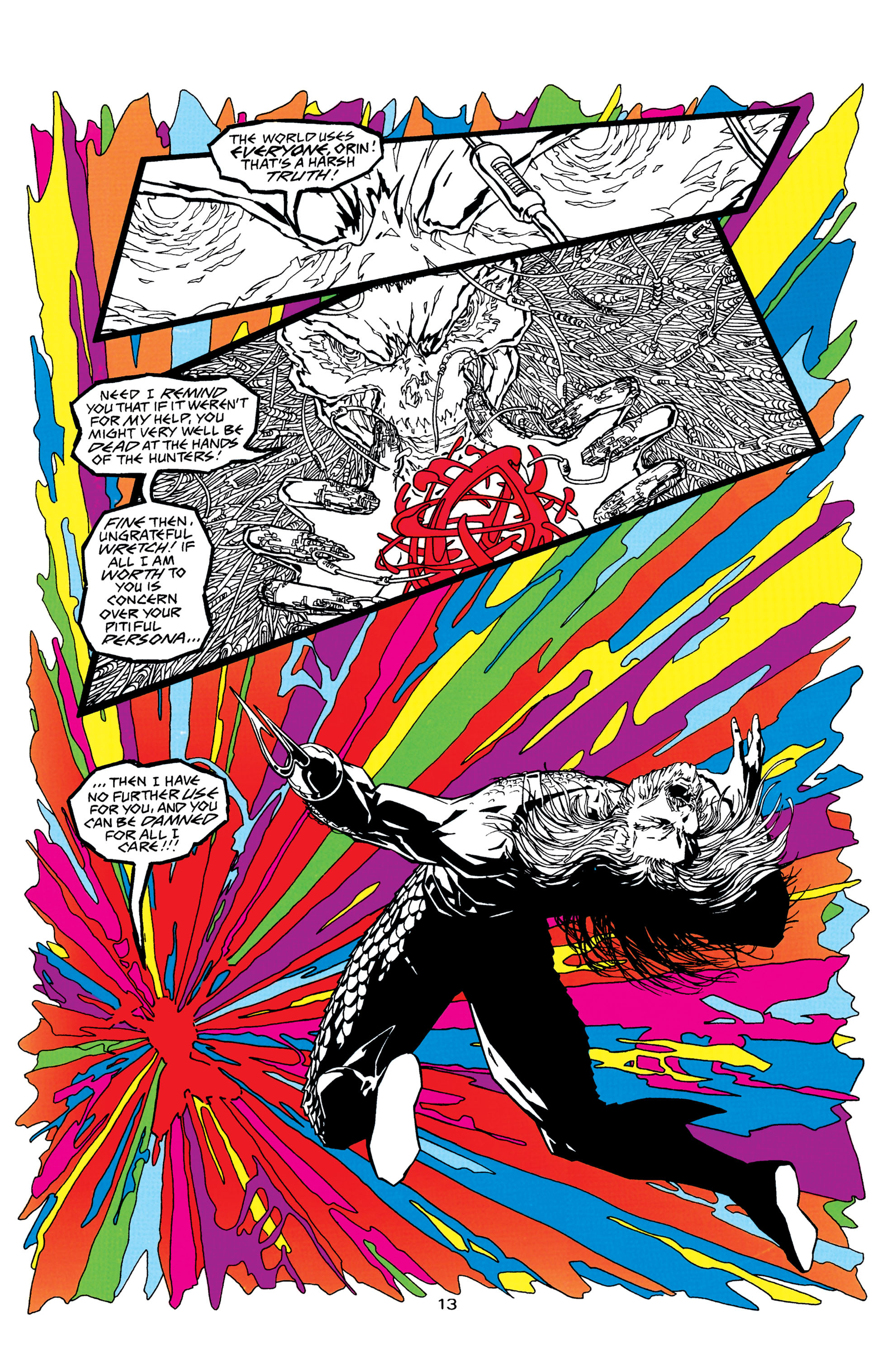 Read online Aquaman (1994) comic -  Issue #26 - 14