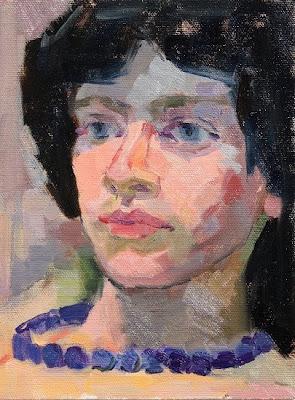 7 Paintings A Week Study After Euan Uglow 2