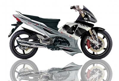 Modif Motor Honda Supra X 125