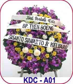 Katalog Bunga Krans Duka Cita Toko Bunga Anadisya 021 91866022