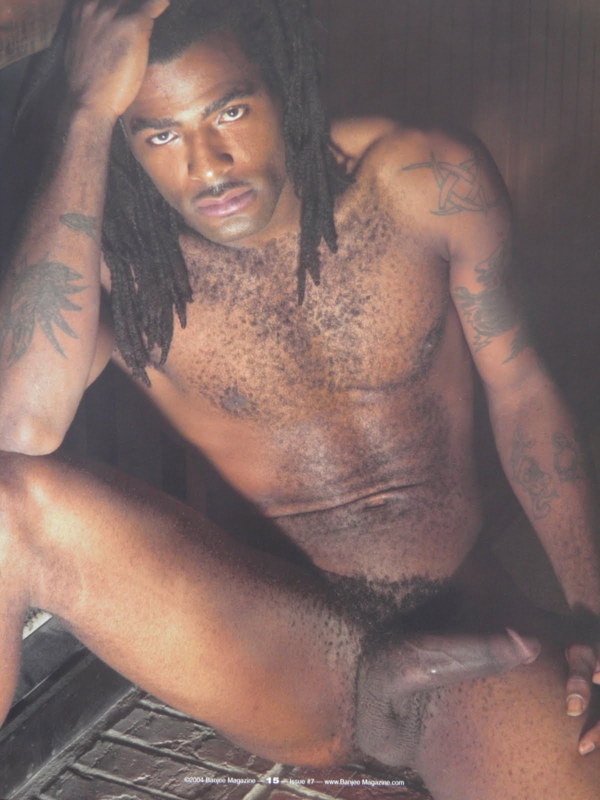 black boys with dreads naked