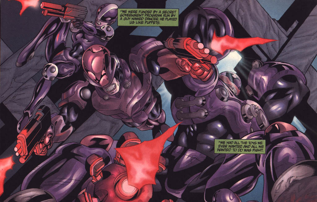 Read online Aliens vs. Predator: Xenogenesis comic -  Issue #3 - 19