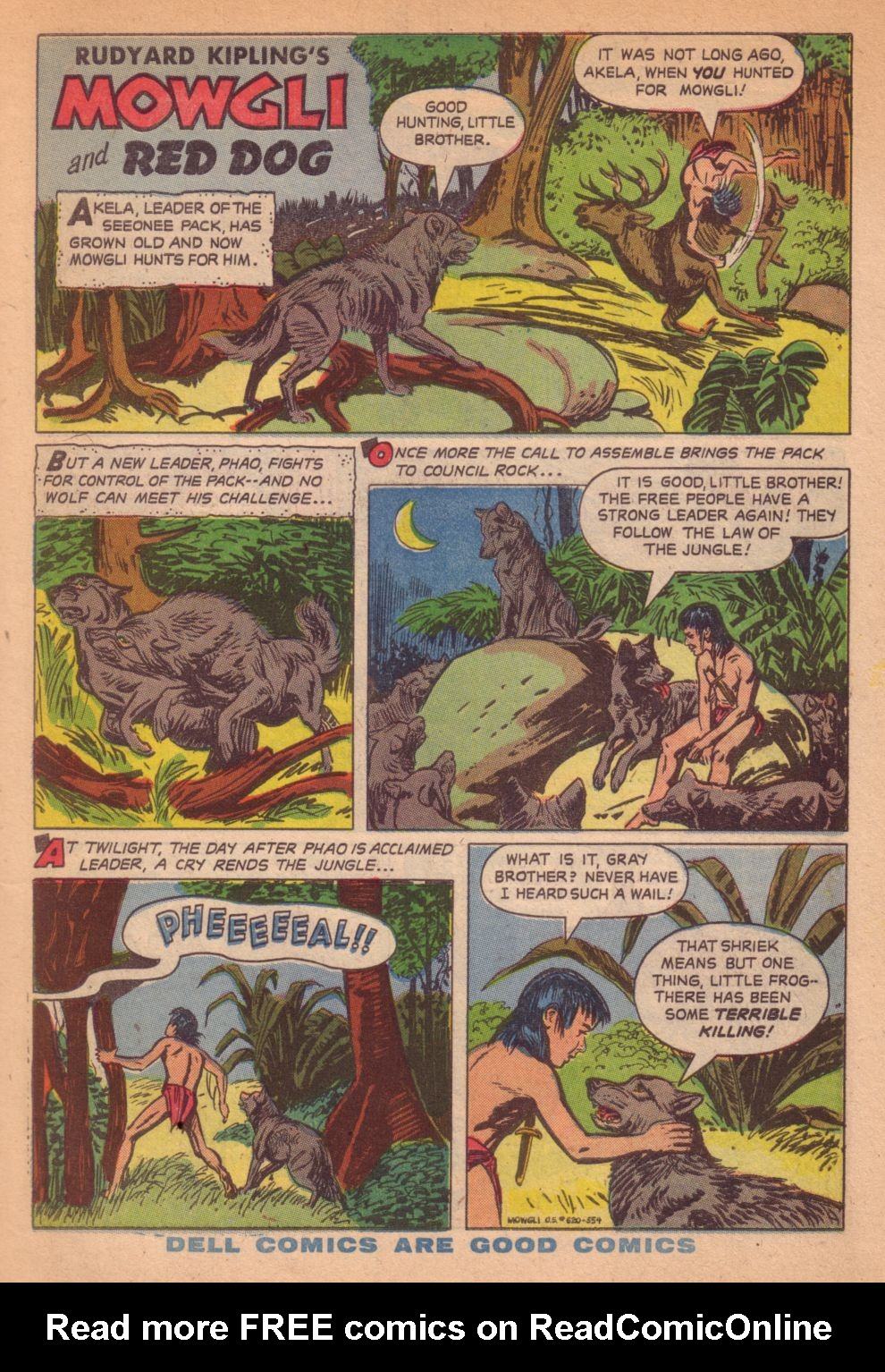 Four Color Comics issue 620 - Page 3