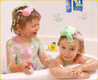 Madhouse Family Reviews: Tinti - Bathtime fun for kids