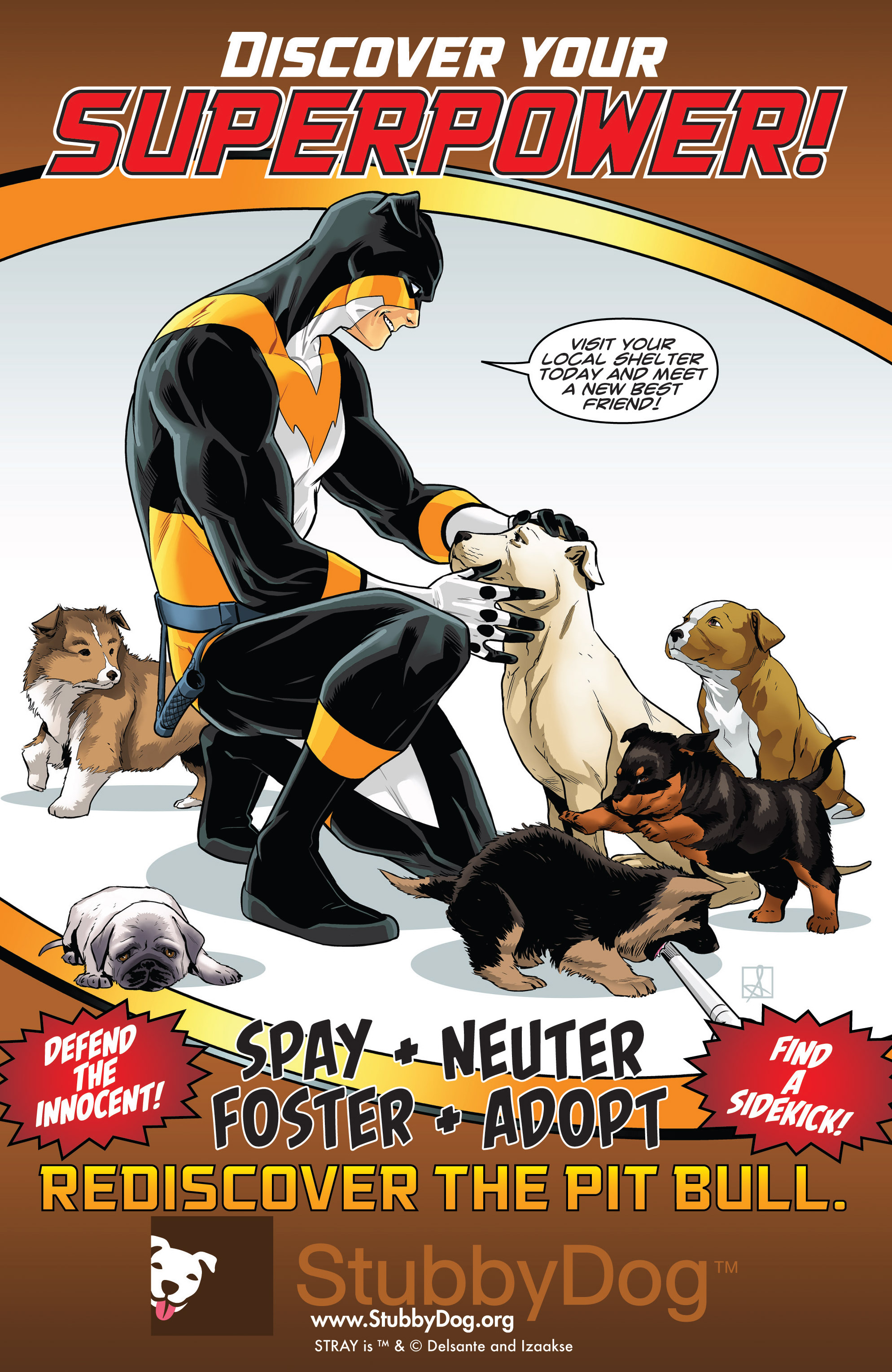 Read online Action Lab, Dog of Wonder comic -  Issue #1 - 26