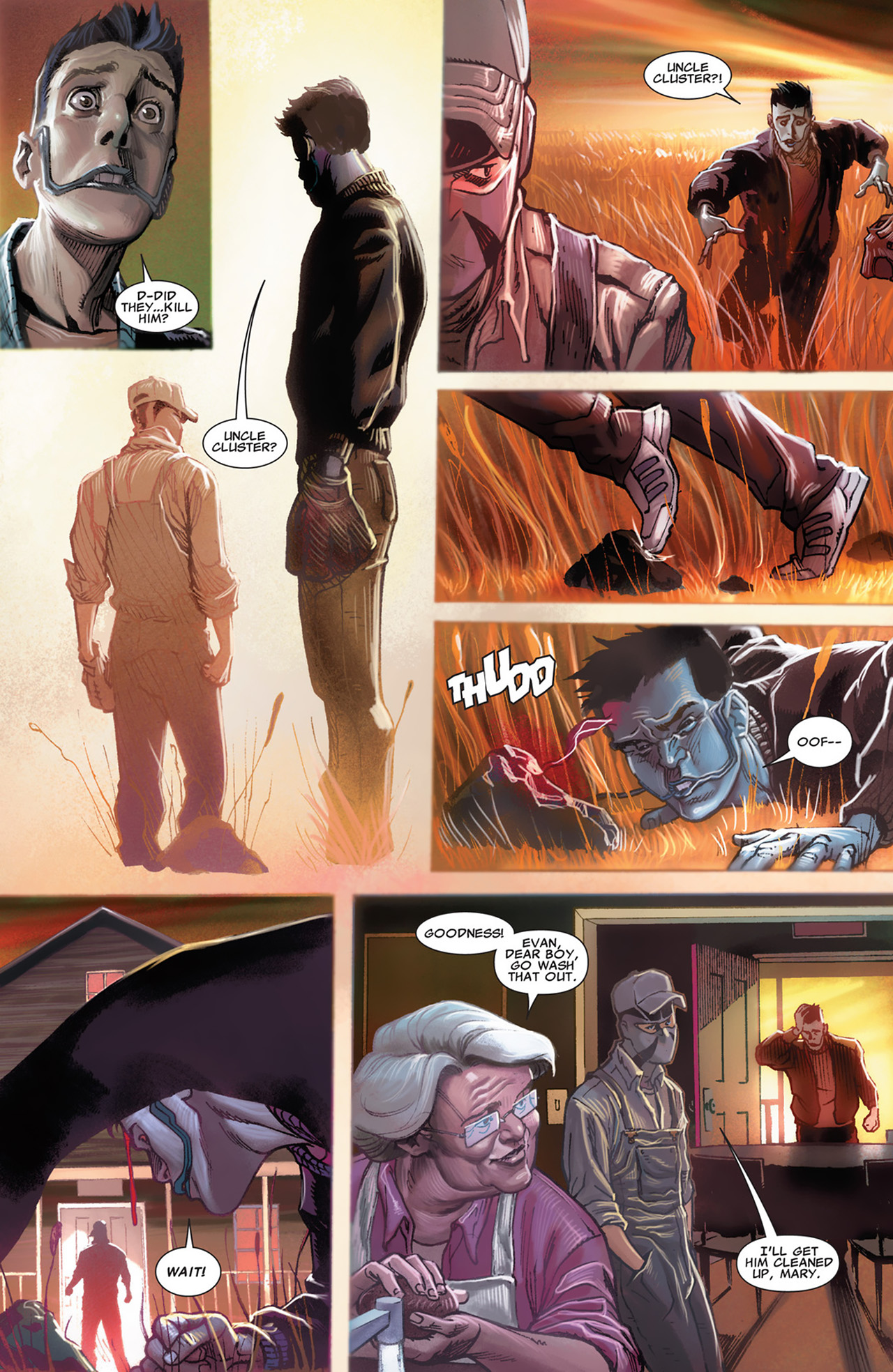 Uncanny X-Force (2010) #30 #32 - English 4
