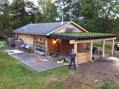 Recover Green Roofs Medusa Ny Carport