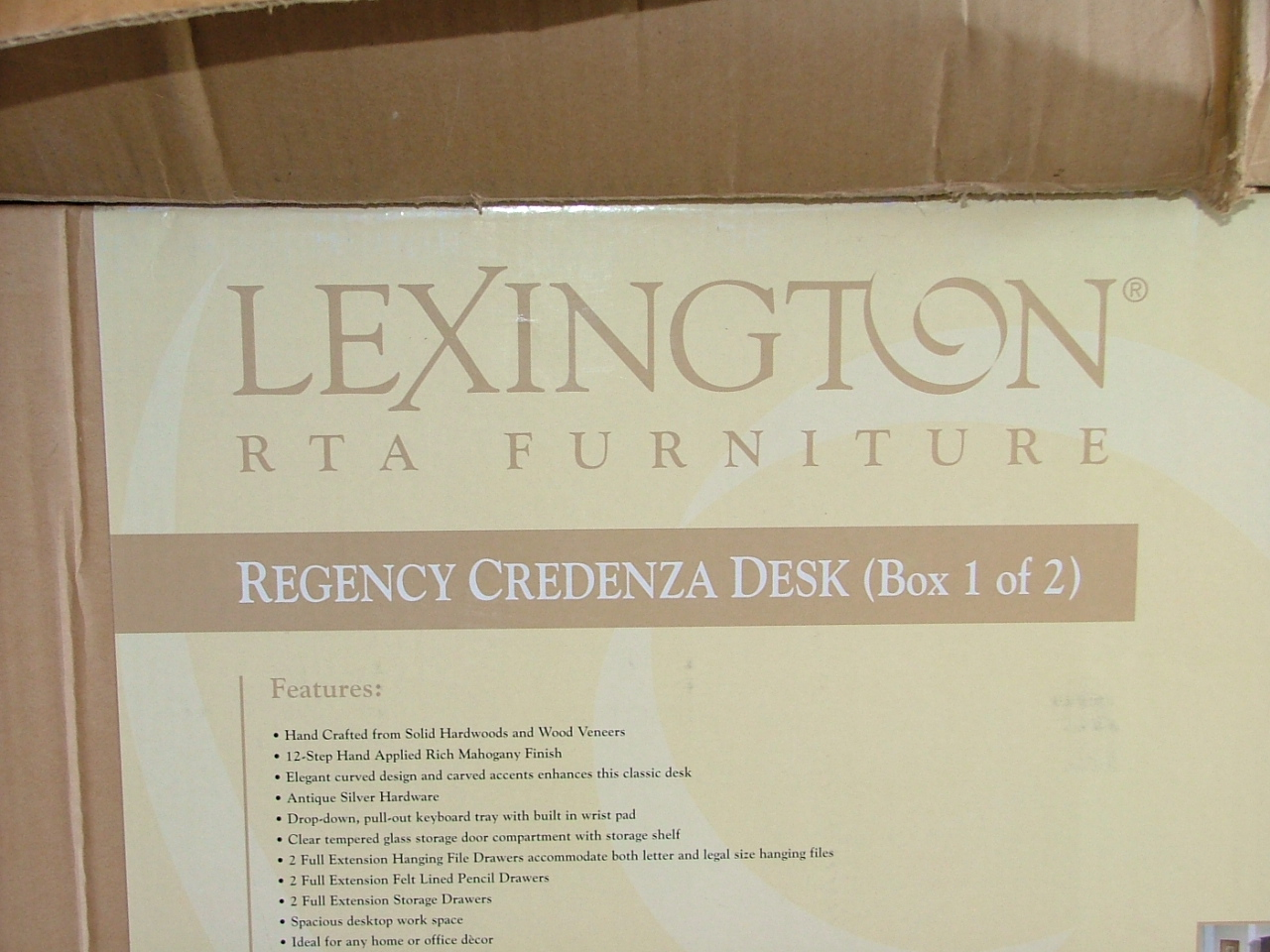 We Want It Sold Lexington Rta Furniture