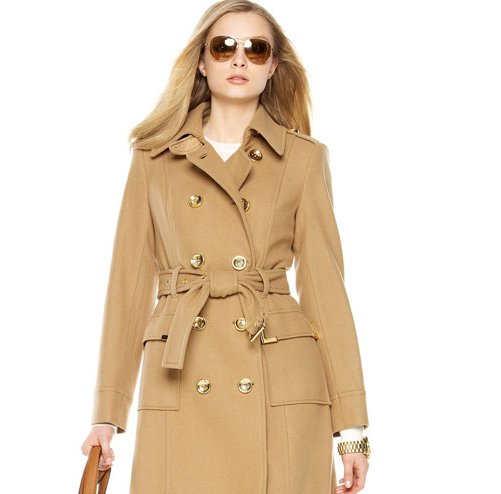 b1bf90a9f Buy michael kors khaki coat > OFF32% Discounted