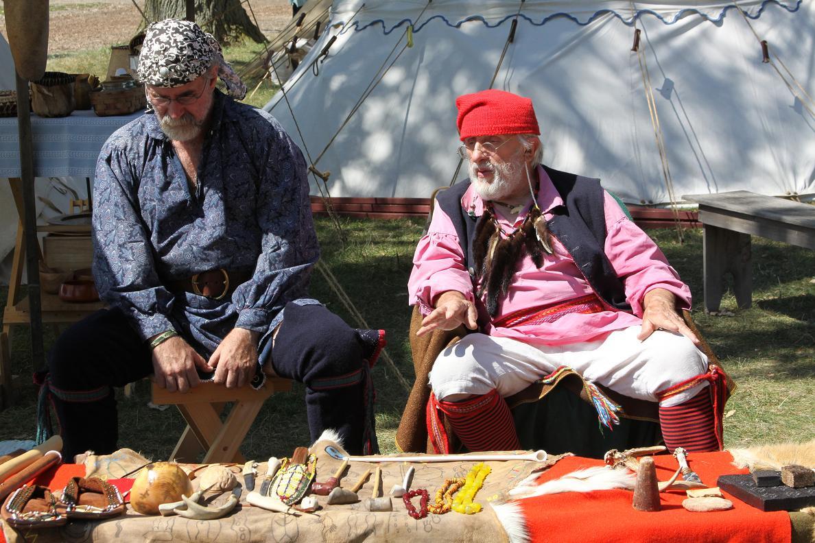 d39d8a74af1cd Michigan Exposures  The Voyageur Encampment