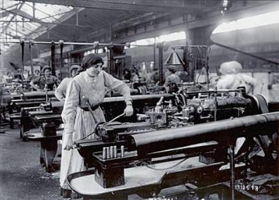 las fases de la revolucion industrial