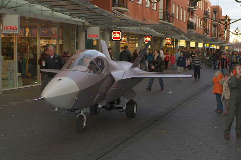 Aircraft for Local Shopping