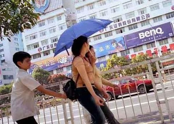 Pickpocketing in China: 19Pics