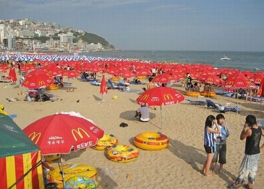 Umbrella on beach unlimted!: 11